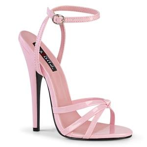 Rose 15 cm DOMINA-108 fetish high heeled shoes