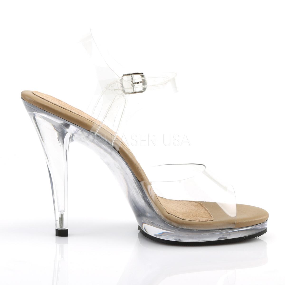 brun 11 5 cm flair 408 klackskor f r m n online shop p. Black Bedroom Furniture Sets. Home Design Ideas
