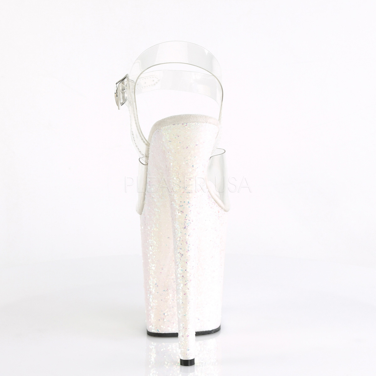 20 808lg Platform Sandal Heeled Opal High Flamingo Glitter Cm Shoes 9WE2IDYH