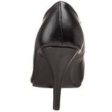 Black Matte 10 cm DREAM-420 high heel pumps classic