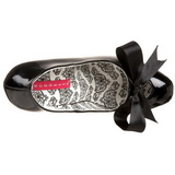 Black Varnish 14,5 cm Burlesque TEEZE-12 Womens Shoes with High Heels