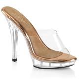 Gold Rose 13 cm LIP-101 Bikini posing high heel shoes fabulicious