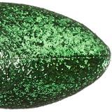 Grön Glittra 13 cm LOLITA-300G Platå Stövlar Dam