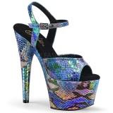 Hologram 18 cm ADORE-709SP pleaser high heels skor