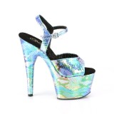 Hologram 18 cm ADORE-709SP pleaser high heels skor