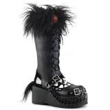 84683f79a539 women-shoes sweden gothic shoes platform shoes demonia boots gothic ...