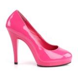 Pink 11,5 cm FLAIR-480 damskor med hög klack