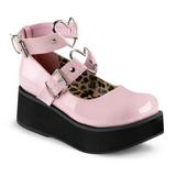 Pink 6 cm SPRITE-02 lolita shoes gothic platform shoes