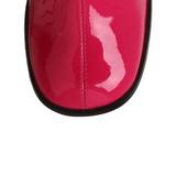 Pink Lack 8,5 cm Funtasma GOGO-300 Stövlar Dam