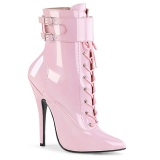 Rose 15 cm DOMINA-1023 ankle boots stiletto high heels