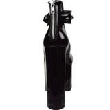 Svart Lackläder 16 cm CRAMPS-03 Goth Pumps Skor Dam