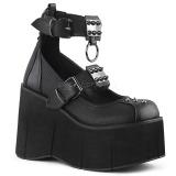 Vegan 11,5 cm Demonia KERA-12 lolita platform shoes