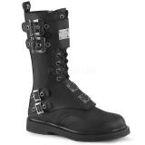 Vegan BOLT-345 demonia boots - unisex combat boots