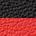svart röda klackskor